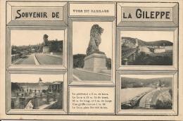 La Gileppe. - Baelen