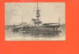 """Marine De Guerre - """"L'Amiral Tréhouard """", Garde Côte - Guerre"""
