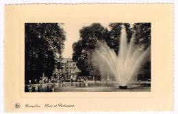 I611 Bruxelles Brussel - Parc Et Parlement / Non Viaggiata - Foreste, Parchi, Giardini