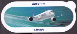 Autocollant Airbus - Avion De Ligne A350 XWB - Aufkleber