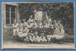 76 - ROUEN -- Les Philippins De ... - 12 Mai 1907 - Rouen