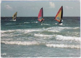 1739-France-Bretagne-La Bretagne Pittoresque-Windsurfing-Ed Bretagne Quimper YCA - Cartes Postales
