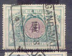 F410 -België  Spoorweg Chemin De Fer  Met Stempel  GAND-WAES / #        # - 1895-1913
