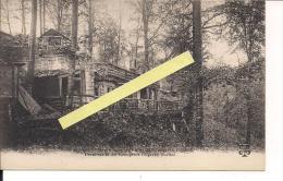 Meuse Argonne Qg Du Kronprinz Rupprecht Poilus 1914-1918 14-18 Ww1 WWI 1.wk - Unclassified