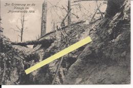 Meuse Argonne Le Champs De Bataille Poilus 1914-1918 14-18 Ww1 WWI 1.wk - Unclassified