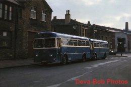 Bus Photo Bradford Corporation Transport 301 AEC Reliance Roe OKW106 - Automobiles