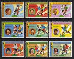Equatorial Guinea - 1974 - Football World Cup Finals - MH - Guinea Equatoriale
