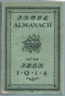 ALMANACH AUF DAS JAHR GERMAN 1914 GOOD CONDITION FREE POSTAGE - Chronicles & Annuals