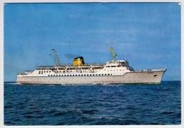 "Postcard - Ship,  ""Egnatia""       (V 19123) - Segelboote"