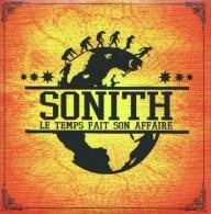SONITH - Le Temps Fait Son Affaire - CD - REGGAE - Reggae