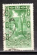 ALGERIE - Timbre N°107 Oblitéré - Algeria (1924-1962)