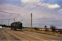 Photos Grimsby & Immingham Electric Railway BR 16 Tramway GCR Tram C1960 - Trains