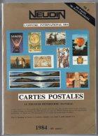 Neudin 1984, L'officiel International Des Cartes Postales - Livres
