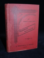 LE TRANSPORT ELECTRIQUE DES FORCES MOTRICES Henry De GRAFFIGNY 1920 Electricité - Bricolage / Technique