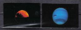 P177 - IMAGES KELLOGGS - PLANETES - MARS NEPTUNE - Victoria