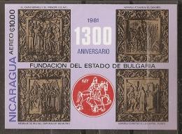 NICARAGUA 1981 - Yvert #H147 - MNH ** - Nicaragua