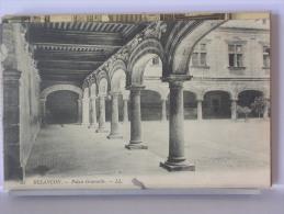 BESANCON (25) - PALAIS GRANVELLE - 1912 - Besancon