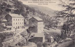 Vallée De Bois Lantal (Ardèche) : Hôtel CURINIER , Ouvert Aux Touristes Toute L' Année - Hotel's & Restaurants