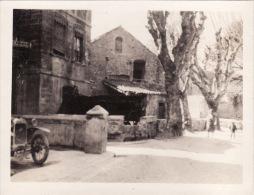 Photo Originale Environ 1920 AVIGNON - Rue Des Teinturiers, Roue à Eau (A37) - Avignon