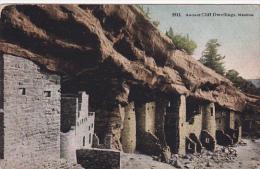 Ancient Cliff Dwellings, MANITOU, Colorado, 1900-1910s - Stati Uniti