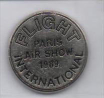 Aviation , Avion, Paris Air Show 89 , Flight International - Airplanes