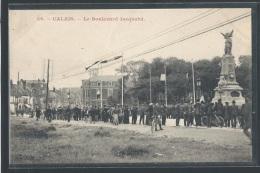 - CPA 62 - Calais, Le Boulevard Jacquard - Calais