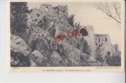 St Hilarion Castle Middle Ward Antiquities Department Cyprus Très Bon état - Chypre