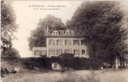 LA FONTAINE - FRONSAC - P.L. Mortier Propriétaire    (60710) - France