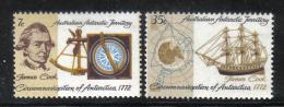 BIN400 - ANTARTICO AUSTRALIANO , Cook Serie 21/22  ***  MNH - Unused Stamps