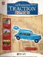 Facicule La Saga Des Traction N° 21 - Littérature & DVD