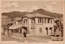 Chiavari - Albergo Ristorante Miramare  Viagg - Genova (Genoa)