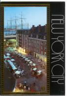 NEW YORK CITY - South Street Seaport And Restoration - New York City
