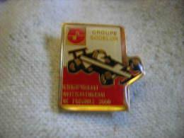Pin´s Du Groupe SODELOR, Championnat Internationnal De Formule 3000 - Pin's