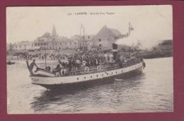 BATEAU - 180913 -  LARMOR Arrivée D'un Vapeur CECILE LORIENT - Otros