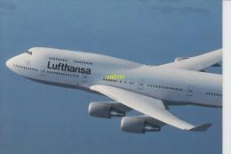 Lufthansa  Boeing 747-400 - 1946-....: Moderne