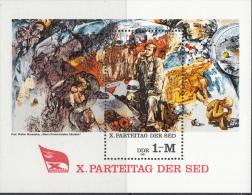 OOST-DUITSLAND MI.NR.BLOCK 63   MNH / POSTFRIS / NEUF SANS CHARNIERE 1981 - [6] Oost-Duitsland