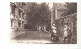 CPA 03 Vichy La Pergola Le Jardin - Vichy