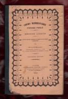 """COURS ELEMENTAIRE D´arabe Parlé""""M.SOUALAH""""1910""""2ème édition""""ALGER""""ALGERIE""""exercices""""lecture - Scolaires"""