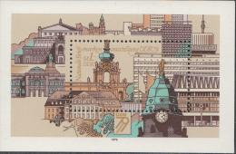 OOST-DUITSLAND MI.NR.BLOCK 55  MNH / POSTFRIS / NEUF SANS CHARNIERE 1979 - [6] Oost-Duitsland