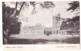 England - Suffolk - Ipswich - Orwell Park - IXL Series - B & Co Ipswich - 1907 - Ipswich