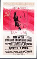 OOST-DUITSLAND MI.NR.BLOCK 50  MNH / POSTFRIS / NEUF SANS CHARNIERE 1977 - [6] Oost-Duitsland