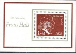OOST-DUITSLAND MI.NR.BLOCK 61  MNH / POSTFRIS / NEUF SANS CHARNIERE 1980 - [6] Oost-Duitsland