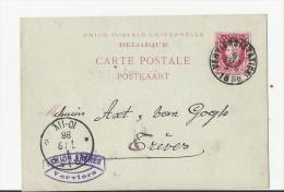 =BE GS  1888 - 1884-1891 Leopold II.