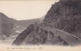 Ligne De La Mure  Et Le Drac - La Mure