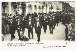 """""""Lebbeke - Luisterrijke Jubelfeesten - De Processie - De Wereldlijke Overheden"""" - Lebbeke"""