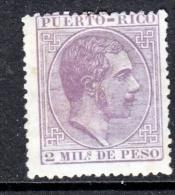 Puerto Rico  59   * - Puerto Rico