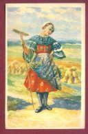 132250 / NATIONAL COSTUME By A. BRODSKY -   Czech Republic  Czechoslovakia Tchecoslovaquie - Dogana