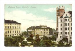 Mosebacke Square , Stockholm , Sweden , 1890s-1905 - Svezia