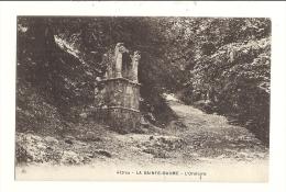 Cp, 13, La Sainte Baume, L'Oratoire - Francia