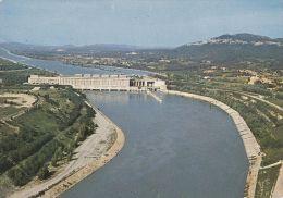Cp , 84 , BOLLÈNE , Barrage De Donzère Mondragon , Usine De Bollène - Bollene